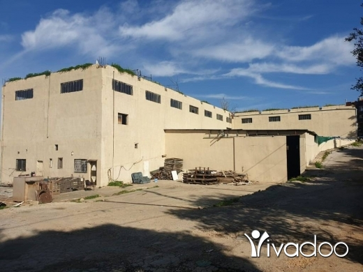 Warehouse in Kfar Chima - L06498 - Fully Equipped Warehouse for Rent in Baabda