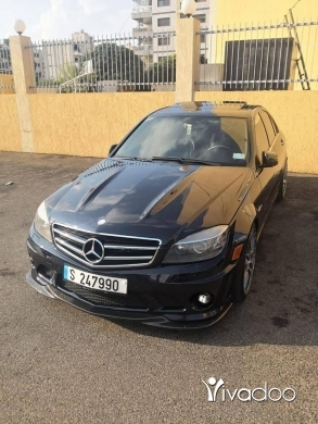 Mercedes-Benz in Beirut City - Mercedes benz C63 mod 2010 AMG original.70455414