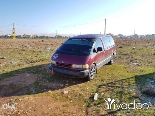 Toyota in Beirut City - Toyota previa