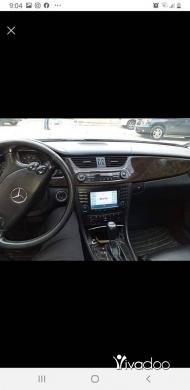 Mercedes-Benz in Beirut City - For sale 2006 cls 500 basmeh super khar2a