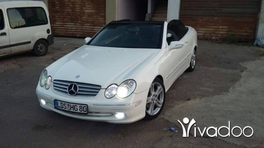 Mercedes-Benz in Beirut City - mercedes clk 320 2004