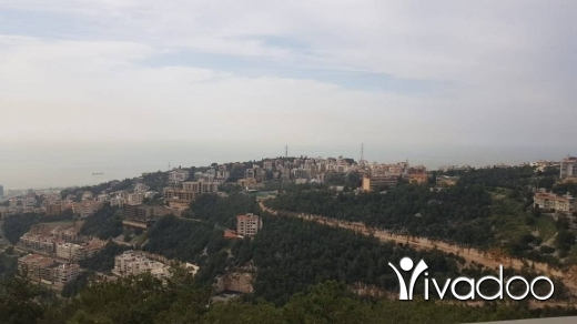 Apartments in Rabweh - A 350 m2 duplex apartment with a terrace and an open sea view for sale in Rabweh