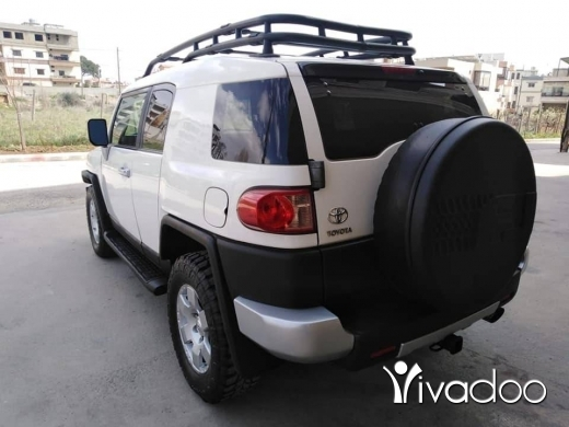 تويوتا في شتورة - toyota FJ cruiser 2008 super clean
