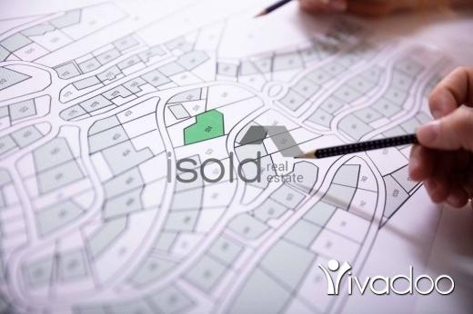Land in Kfar Zebian - A 945 m2 land for sale in kfarzebian