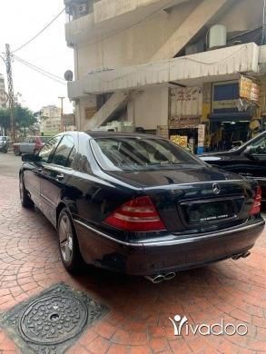 Mercedes-Benz in Beirut City - Mercedes-Benz S320 Year 1999 يمكن الدفع بالليرة اللبنانية