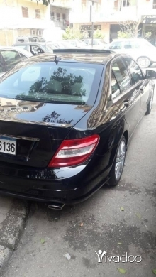 Mercedes-Benz in Tripoli - Daher l3en. 70 122 072