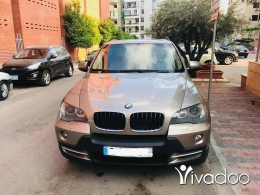 BMW dans Beyrouth - X5 MODEL 2007