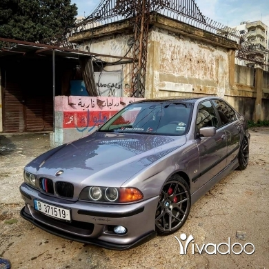 BMW in Tripoli - Bmw for sale or trade (chek bankaire accepted)