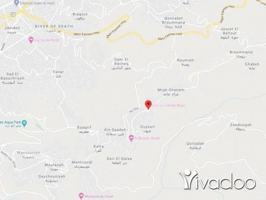 Terrain dans Beit Meri - A 2822 m2 land for sale in Bet Mery