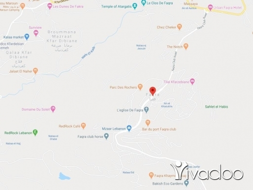 Land in Fakra - A 600 m2 land for sale in Fakra
