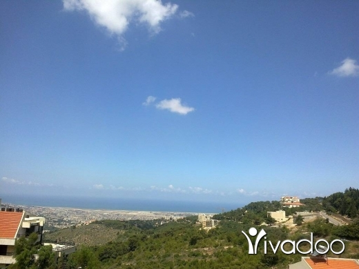 Apartments in Baabda - L03609 - Under Construction Apartment For Sale in Jamhour