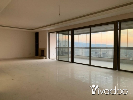 Apartments in Baabda - L06284 - 330 sqm Apartment for Sale in Baabda with panoramic view