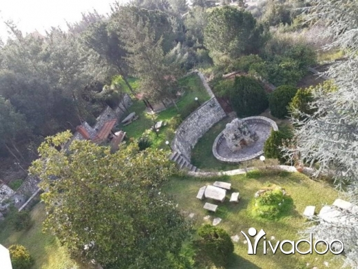 Villas in Ghazir - 1000 m2 villa for sale in Ghazir on 2250 m2 piece of land (open mountain view),