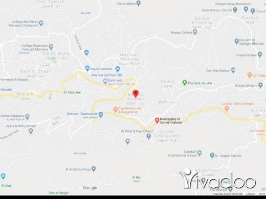 Land in Beit El Kikko - A 639 m2 land for sale in Beit El Kiko