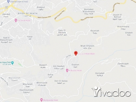 Land in Beit Meri - A 2004 m2 land for sale in Bet Mery
