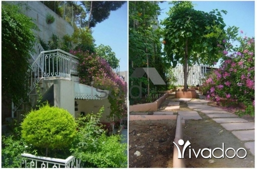 Villas in Bsalim - A 900 m2 villa for sale in Bsalim on a 500 m2 land