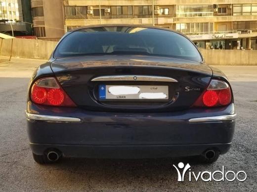 Jaguar in Beirut City - Amazing 3.0 Jaguar S-Type غير مستهلكه كثيرا رائعه جدا