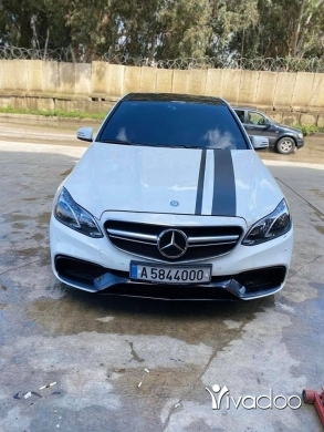 Mercedes-Benz in Beirut City - Mercedes e 550 2011 look 2014,full option and clean car for more info (70559259)