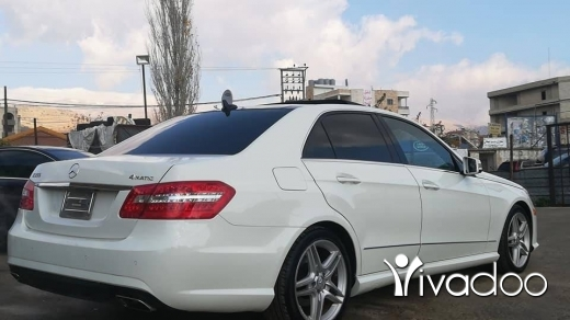 مرسيدس بنز في زحله - E350 2011 4matic clean carfax no accidents ☎️76870244