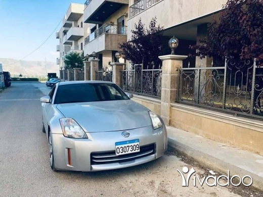 Nissan in Zahleh - Nissan z 350 model 2007