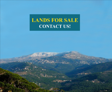 Land in Roumieh - Land for Sale in Roumieh