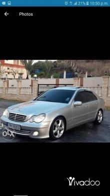 Mercedes-Benz in Dbayeh - C240 model 2001 in excellent condition