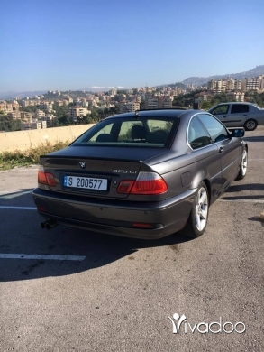BMW in Damour - Bmw 325ci 2005 sport package full