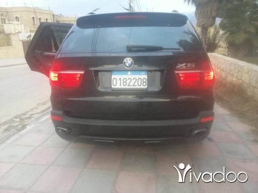BMW in Hermel - bmw x5 2007 look 2010 4.8is