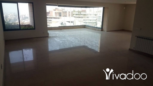 Apartments in Mar Takla - L04948 - Splendid Apartment for Sale In Mar Takla With Open View – Via Banker's Check