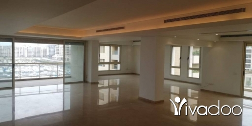 Apartments in Dbayeh - Spacious Apartment for Sale in La Marina Dbayeh With An Open Sea View