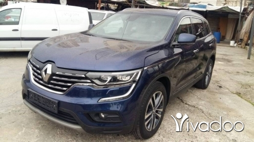 Renault in Sad el-Baouchrieh - Renault Koleos, model 2017