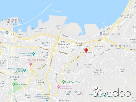 Land in Bouchrieh - A 4180 m2 land for sale in Bauchrieh