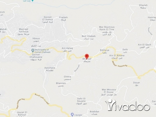 Land in Bhorsaf - A 1270 m2 land for sale in Bhorsaf