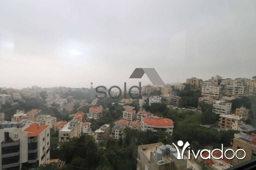 Apartments in Qannabet Broumana - Own a cozy 100 m2 apartment in the quiet town of Kennebet Broumana ( Bsalim side )