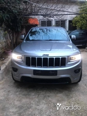 Jeep in Beirut City - Cherokee