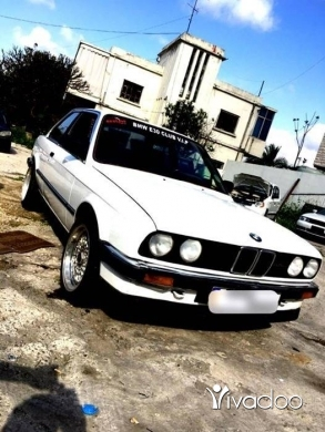 BMW in Beirut City - Bmw 318 model 1987