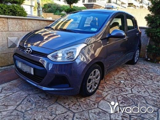 Hyundai in Beirut City - Hyundai i10 grand 2015 1.2