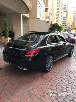 Mercedes-Benz in Beirut City - Mercedes-Benz C180 2016