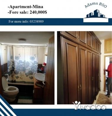 Appartements dans Tripoli - شقة مفروشة للبيع في طرابلس الميناء,