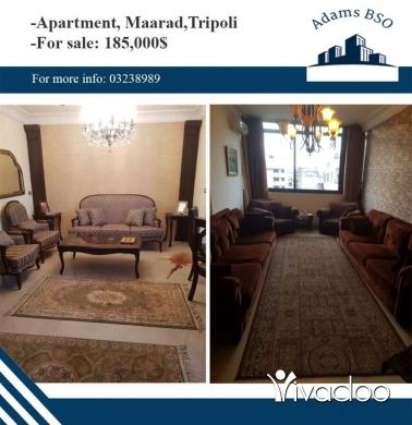 Appartements dans Tripoli - شقة للبيع في طرابلس المعرض
