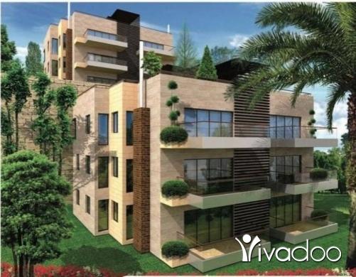 Apartments in Mechmech - L06458 Chalet for Sale in Mechmech Aanaya with Garden