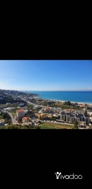 Apartments in Nahr Ibrahim - L06413  Simplex Apartment for Sale in Nahr Ibrahim With Panoramic Sea View
