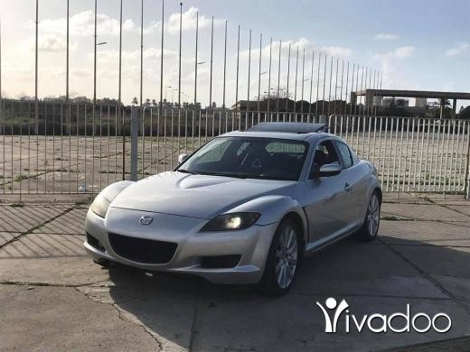 Mazda in Tripoli - Mazda rx-8