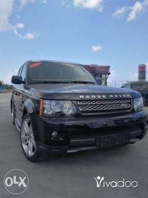 Rover in Beirut City - Sport luxury 2013-super clean-fully equipped