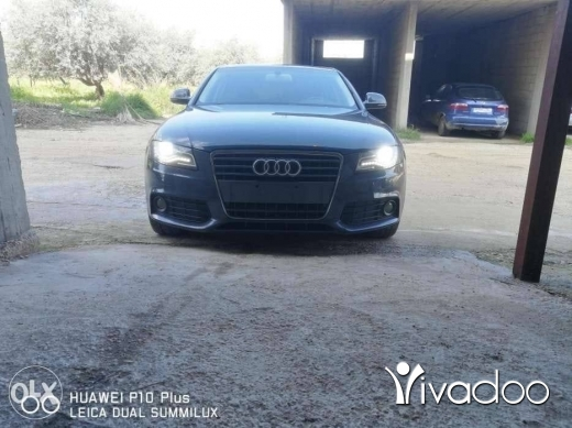 Audi in Tripoli - For sale audi A4 2009 clean car dolar x1500