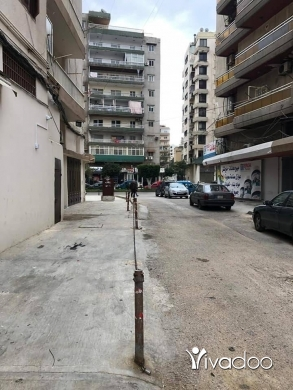 Apartments in Tripoli - محلان كبار للبيع مع متخت- الميتان- سند اخضر
