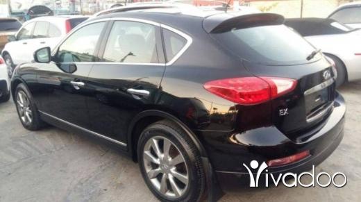 Infiniti in Sad el-Baouchrieh - Infiniti EX35, model 2012, 50000 Miles (ONLY!!)