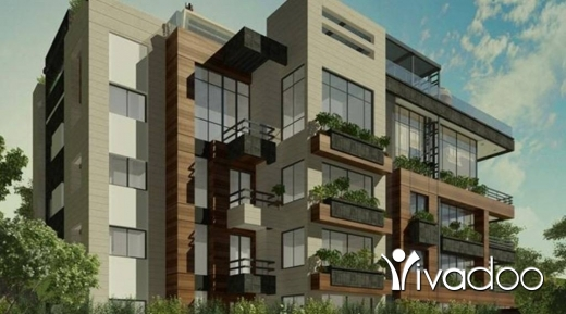 Apartments in Hazmieh - L01725 - Luxurious Apartment For Sale In Yarze With Mountain View