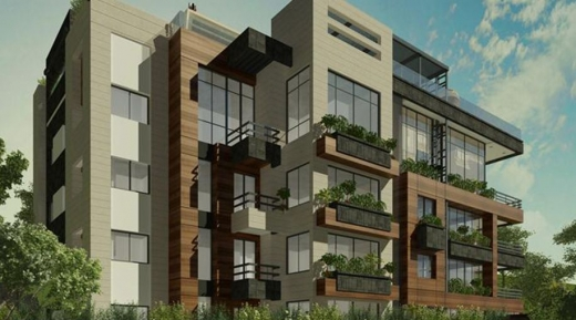 Apartments in Hazmieh - Luxurious Apartment For Sale In Yarze With Mountain View