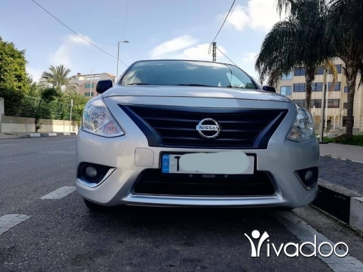 Nissan in Tripoli - Nissan Sunny 2019 Silver